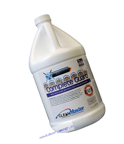 Complete Guard - Multi-Level Carpet and Fabric Stain and Soil Protector, 1 gal (Pack of 4) - CleanMaster 950-247-B